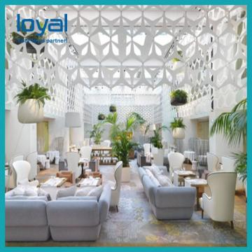 Luxury Hotel Lobby Furniture , Reception Lobby Furniture Eco - Friendly