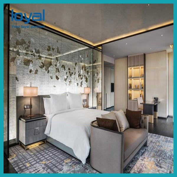Simple Design Hospitality Laminated Board Interiors Project Boutique Hotel Furniture #1 image