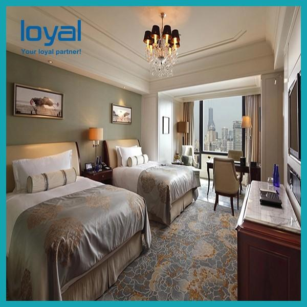 Professional Custom 5 Star Luxury Hotel Furniture Bedrooms Sets Manufacturers #2 image
