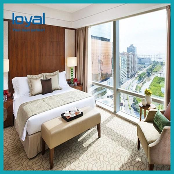 Professional Custom 5 Star Luxury Hotel Furniture Bedrooms Sets Manufacturers #4 image