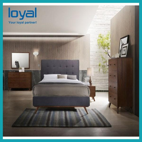 Contemporary Oriental Style Hotel Bedroom Furniture Set for Resort #5 image