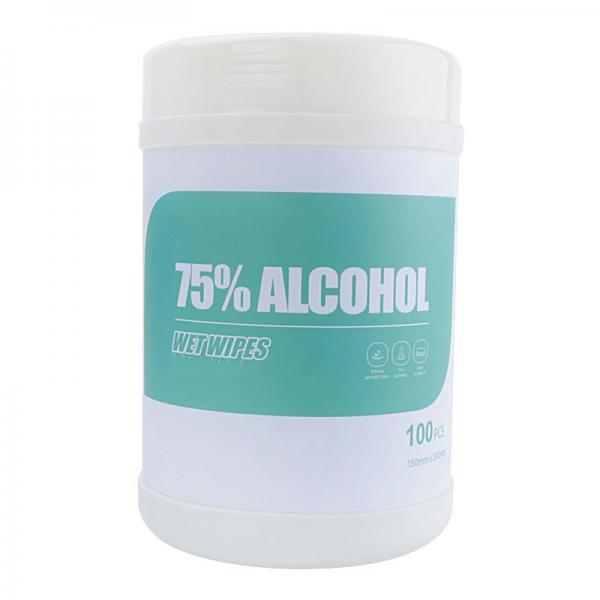 Alcohol Free Package Aloe Vera Hand Disinfectant Paper No Alcohol Wet Wipes Wet Tissue Cleaning Wipe Wet Tissue Different Design Wipes #1 image